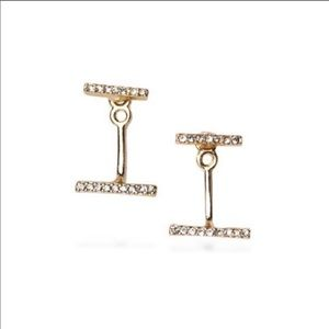 uncommon james sulit jacket earrings